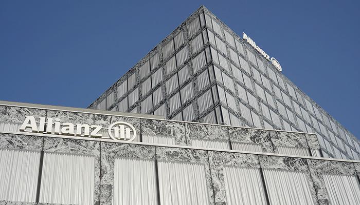 Allianz Suisse Life building in Wallisellen, Switzerland. Credit: Shutterstock/Luciavonu