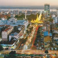 Myanmar government confirms plan to accelerate foreign participation in insurance market