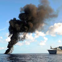 LMA speak with Nato in fight against piracy