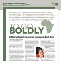 To go boldly – Africa