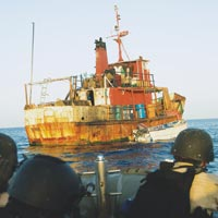 Major progress realised on curbing west African piracy
