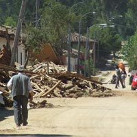 Earthquakes major cause of $43bn losses in 2010, Swiss Re