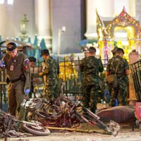 Companies urged to be vigilant after Thai bombing