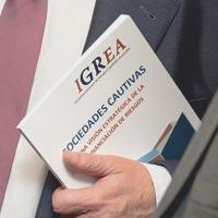 Igrea publishes book to advise Spanish firms on growing captive use