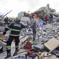 Italy earthquake losses low at €31m