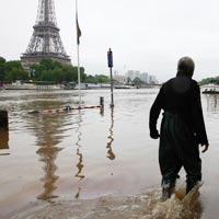 Flood costs mount in Europe as global nat cat losses top $7bn in May