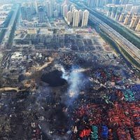 Tianjin loss expected to rise as Guy Carp estimates $3.3bn toll