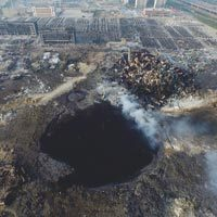 Tianjin blasts expose accumulation risk facing maritime industry