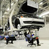 Volkswagen blindsided by unprecedented BI event